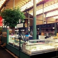 Das Foto wurde bei Arminius-Markthalle von Markus 🦂 am 5/29/2013 aufgenommen