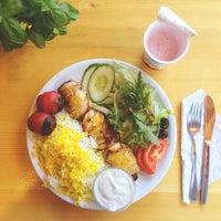 Das Foto wurde bei Karun Bistro - Persisch Arabische Küche von Markus 🦂 am 9/9/2014 aufgenommen