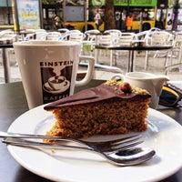Photo taken at Einstein Kaffee by Markus 🦂 on 7/16/2016