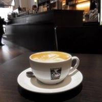 Photo taken at Einstein Kaffee by Markus 🦂 on 2/11/2016