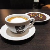 Photo taken at Einstein Kaffee by Markus 🦂 on 3/18/2016