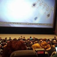 1/4/2015 tarihinde Kübra A.ziyaretçi tarafından Cinemaximum'de çekilen fotoğraf