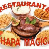 Photo taken at Chapa Magica - Tupi by Katiana C. on 2/22/2014