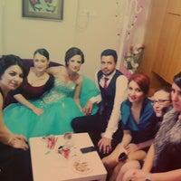 Photo taken at haymanali düğün salonu by Sümbül V. on 12/26/2014