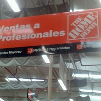 Photo taken at The Home Depot by Emilio A. on 12/10/2012