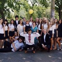 Photo taken at Первая Украинская гимназия им. Н. Аркаса by Karina Y. on 9/2/2014