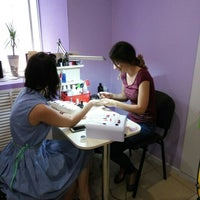 Photo taken at Felicity Beauty Room by Анна Л. on 7/9/2016