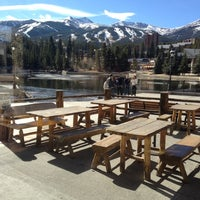 Photo taken at Quandary Grill by Blaine C. on 11/3/2012