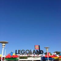 Photo taken at Legoland California by tony k. on 11/23/2012