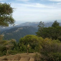Photo taken at Mt. Tam West Peak by Xin on 10/22/2016