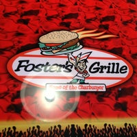 Photo taken at Foster's Grille by Catrina S. on 1/11/2013