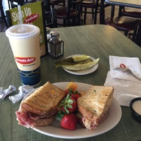 Photo taken at Jason's Deli by Timothy M. on 10/6/2015