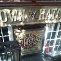 Photo taken at Down the Hatch by Sean D. on 9/22/2012