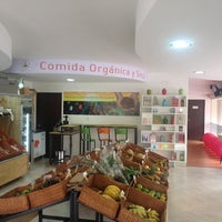 Photo taken at Organic & Balance Centro de Bienestar by Angela C. on 3/5/2014