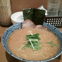 Photo taken at 麺や 一香 by Jiandou T. on 9/17/2014