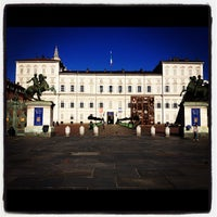 Photo taken at Palazzo Reale by aneta a. on 11/6/2012