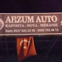Photo taken at arzum oto by Turgay N. on 6/6/2014
