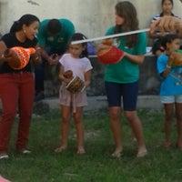 Photo taken at Igreja Obreiros De Cristo Sede by Jullianna L. on 3/30/2014