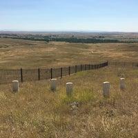 Photo taken at Little Bighorn Battlefield National Monument by Lizzie B. on 8/21/2016