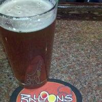 Photo taken at Balloons Restaurant & Nightclub by Niagara Handyman P. on 4/27/2013