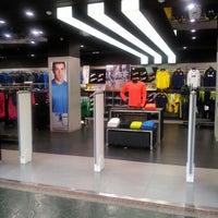 Photo taken at adidas Store C.C Jardín Plaza by Giovanny Z. on 10/30/2012