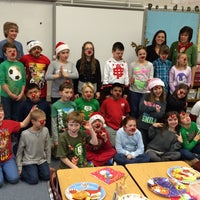 Photo taken at Newell elementary school by Dan D. on 12/23/2014