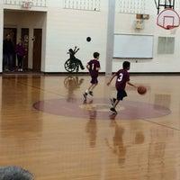 Photo taken at Newell elementary school by Dan D. on 2/22/2014