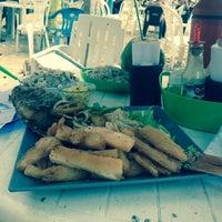 Photo taken at Barraca do Joca by Kleber C. on 7/6/2014