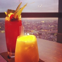 Photo taken at Duck & Waffle by Merit H. on 10/20/2012