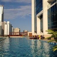 Foto tomada en Hard Rock Hotel Panama Megapolis por Aina C. el 1/25/2013