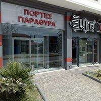 Photo taken at Europa Club Μπαρόλας by Kitsos M. on 6/3/2013