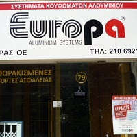 Photo taken at Europa Club Βέρρας by Kitsos M. on 6/18/2013