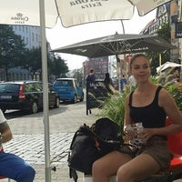Photo taken at coffee RVLT by Sascha S. on 9/5/2014
