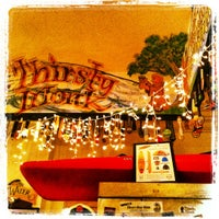 Photo taken at Thirsty Monk Pub & Brewery by Megan C. on 9/17/2012