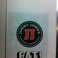 Photo taken at Jimmy John's Gourmet Sandwiches by Hal on 3/10/2013