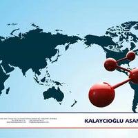 Photo taken at KALAYCIOĞLU ASANSÖR SAN.TİC by Yener K. on 2/12/2014