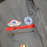 Photo taken at Corpo de Bombeiros de Americana by Thiago B. on 6/14/2014