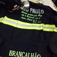 Photo taken at Corpo de Bombeiros de Americana by Thiago B. on 6/16/2014