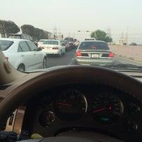 Photo taken at جسر العدان by M क. on 3/15/2015