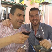 Photo taken at Taberna da Esquina by Luis F. on 2/9/2014