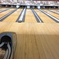 Photo taken at Linbrook Bowling Center by . on 2/28/2014