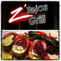 Photo taken at Z'Tejas Mexican Restaurant and Grill by Sarah C. on 6/13/2013