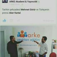 Photo taken at ilk Arke Akademi KPSS-ALES-DGS-YDS-ÖABT-Uzaktan Eğitim by Aker K. on 11/20/2015