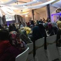 Photo taken at köşk düğün salonu by 👸🏻👩🏻⚕️ Burcu Ö. on 1/26/2018