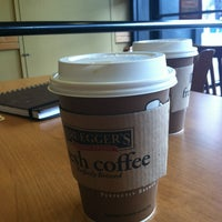 Photo taken at Bruegger's Bagels by Montaign G. on 2/27/2013