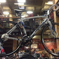 Photo taken at REI by Rob L. on 12/30/2013