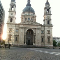 Photo taken at St. Stephen's Basilica by Dóri on 5/4/2013
