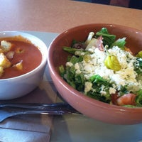 Photo taken at Panera Bread by Anitra L. on 3/12/2013