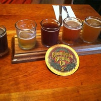 Photo taken at Lennie's  (Bloomington Brewing Company) by Anitra L. on 10/13/2012