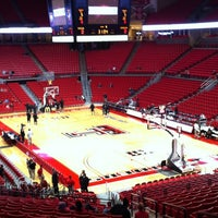 Photo taken at TTU - United Supermarkets Arena by Tristan S. on 11/21/2012
